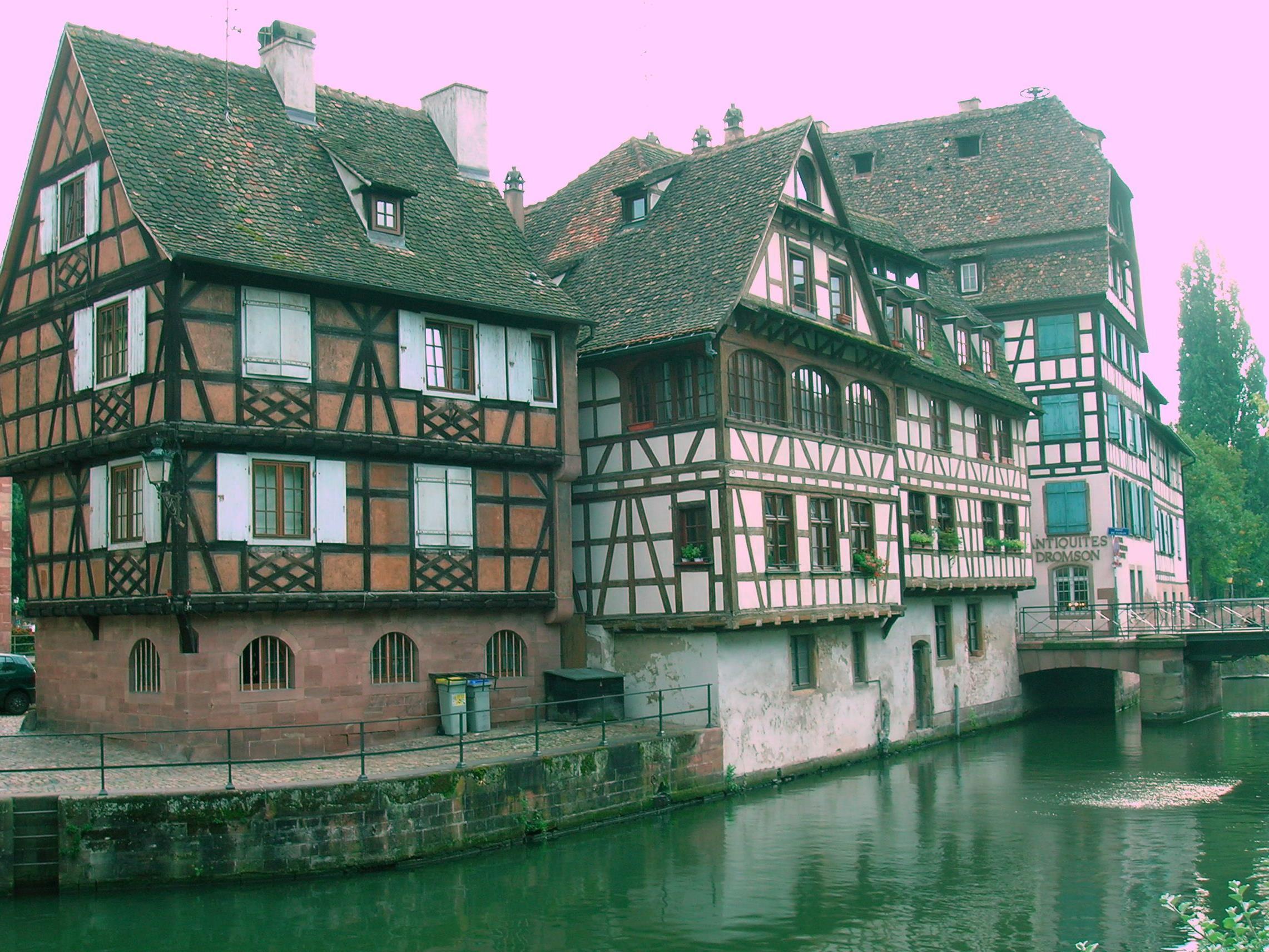 Stadtbesichtigung Straßburg