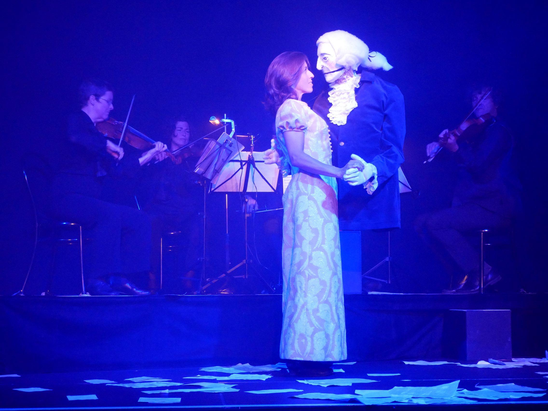 Das Stück machte Haydns Genie, sein Feingefühl, aber auch seine Sehnsucht nach tiefer Freundschaft spürbar.