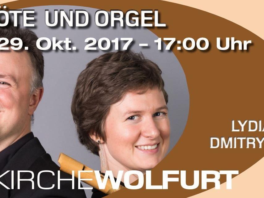 Blockflöte und Orgel
