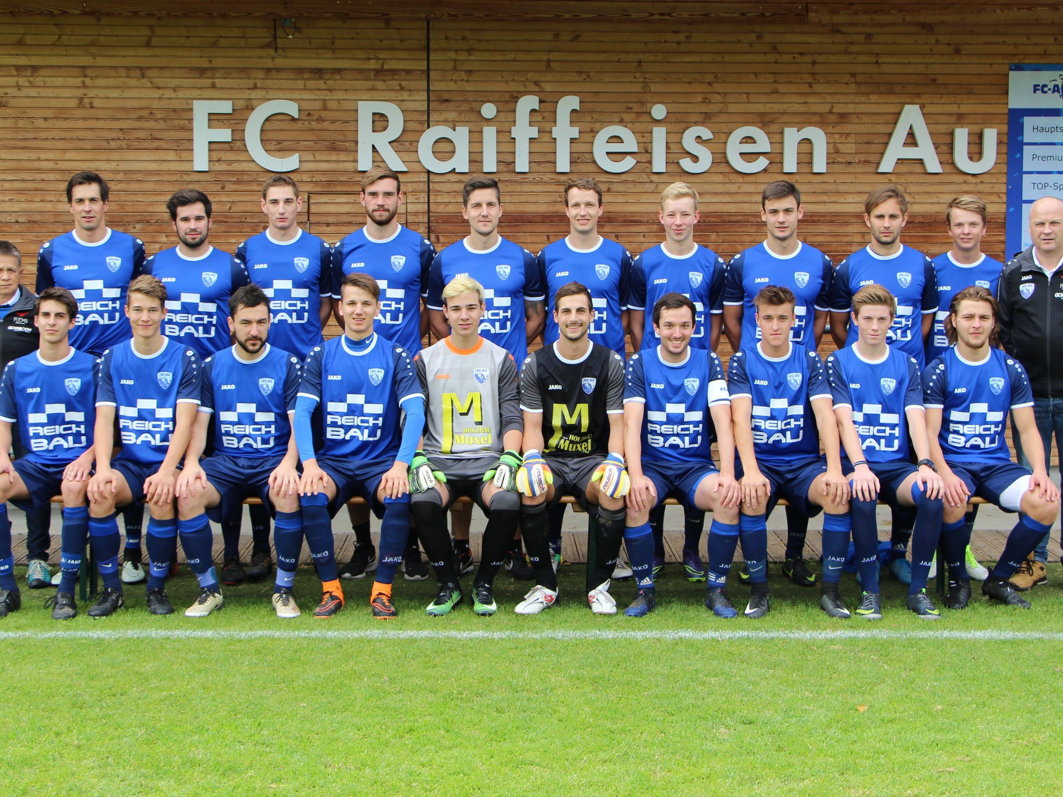 Ungeschlagen Herbstmeiser FC Raiffeisen Au I