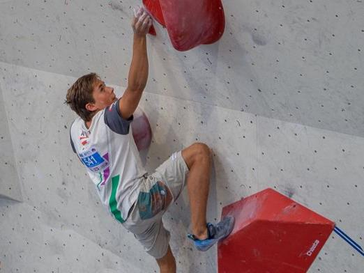 Vorarlbergs Bestplatzierter (12. Rang) – Laurin Meusburger.