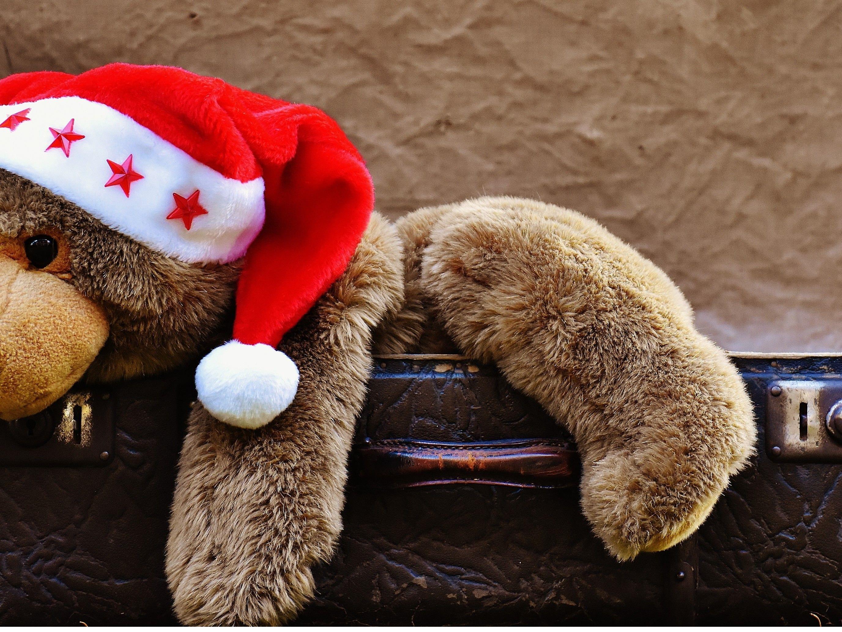 Weihnachtlicher Kofferflohmarkt im Palasthof