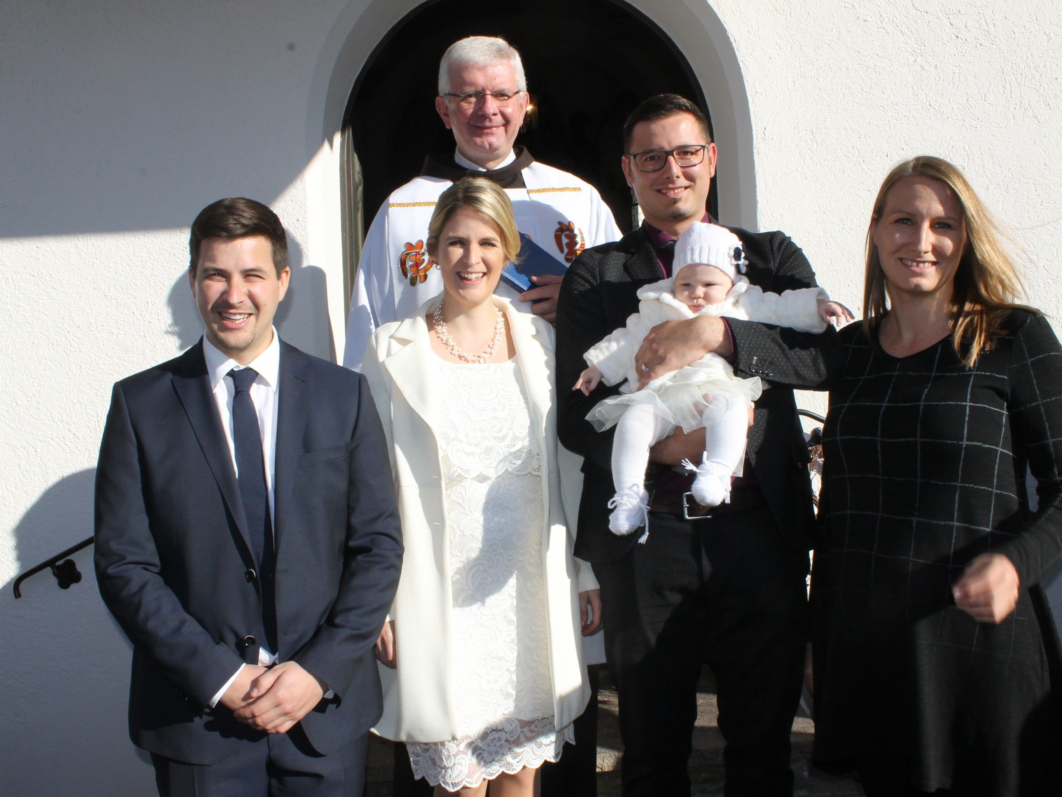 Antonia Zoderer wurde in Rungelin getauft