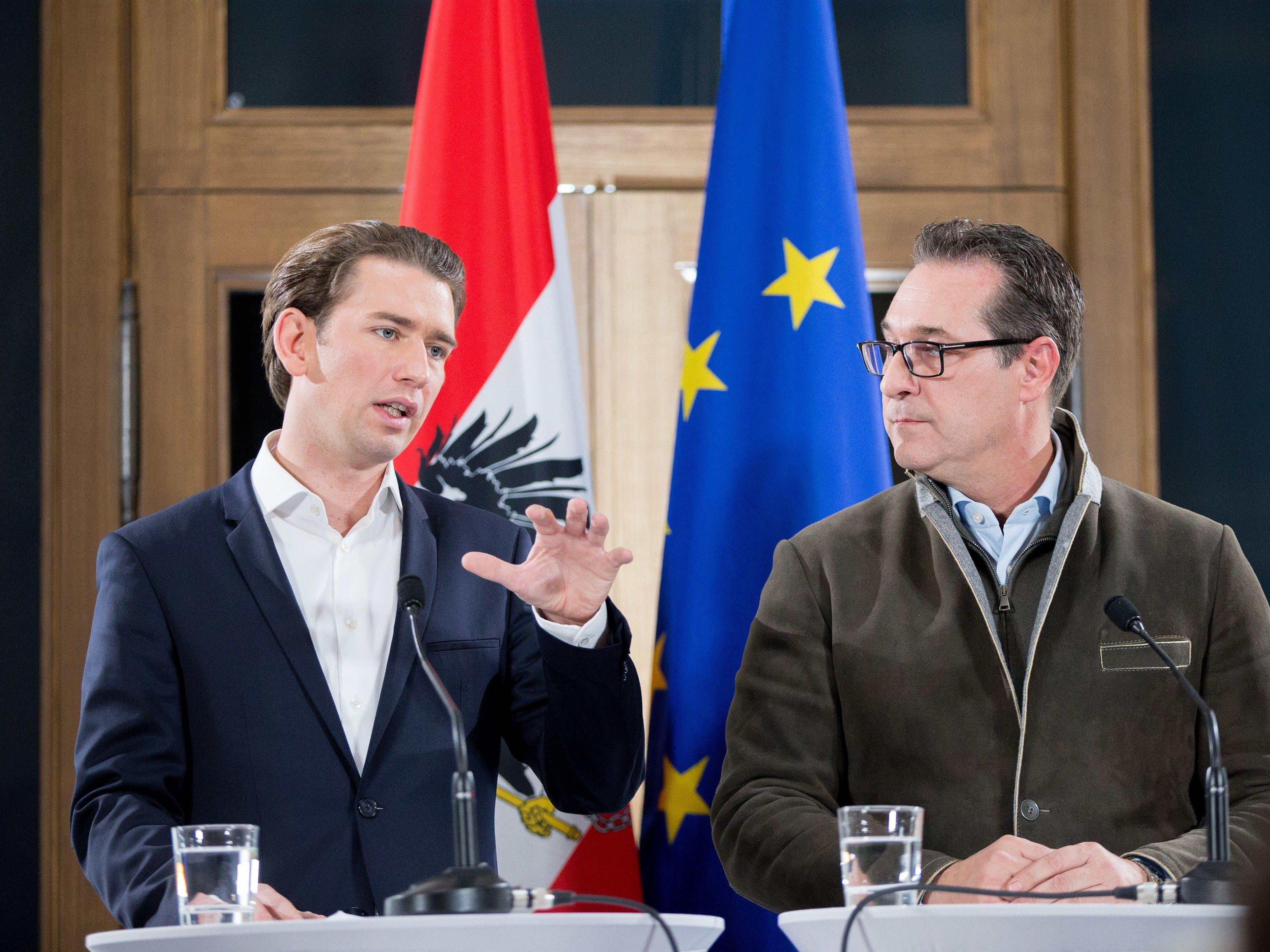 ÖVP und FPÖ einigten sich auf ein Digitalisierungspaket.