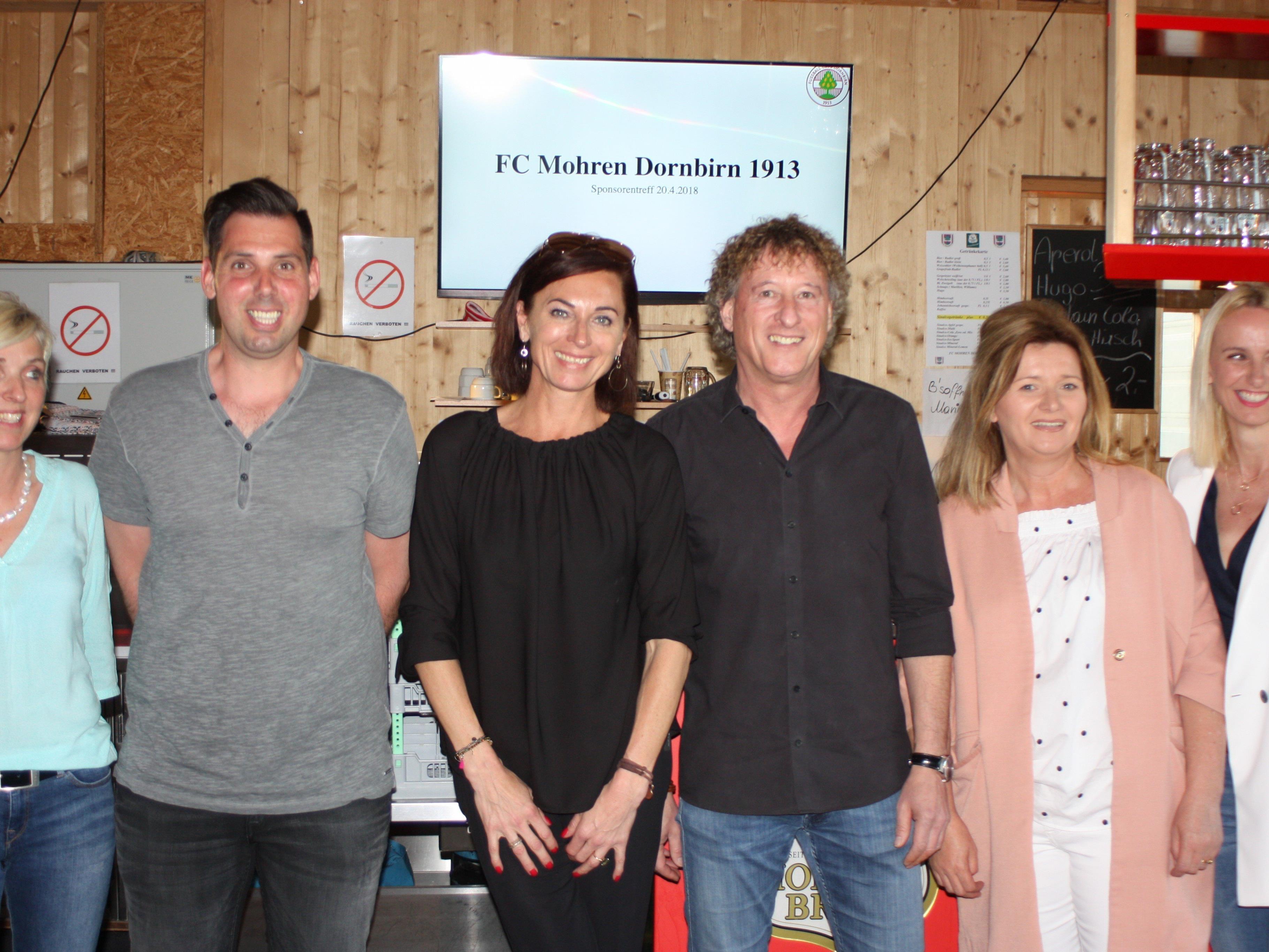 Sponsorenabend beim FC Dornbirn
