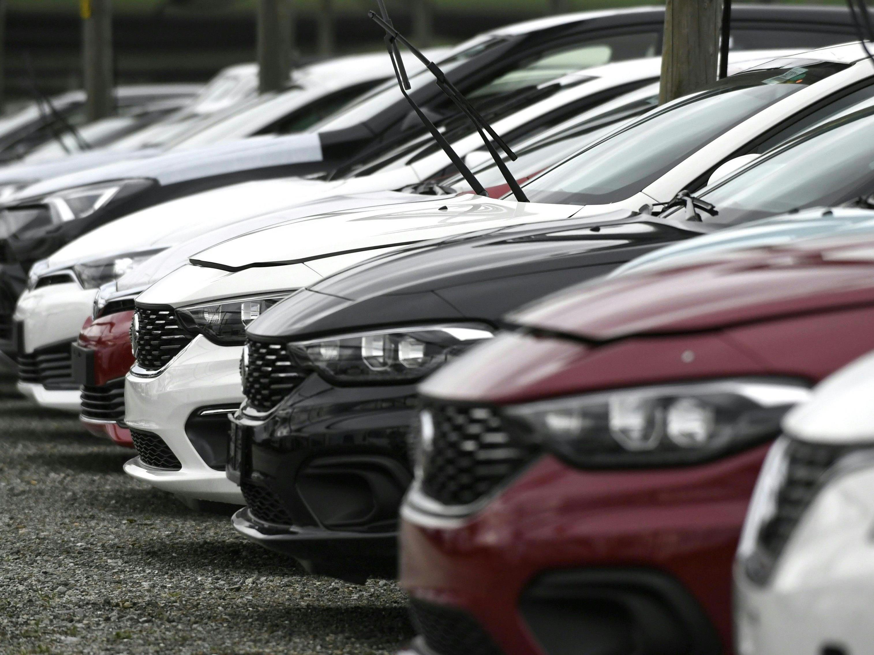 In der EU kam es im Jänner zu weniger Auto-Neuzulassungen.