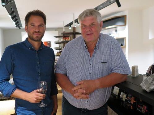 Jakob Glawitsch und Mandi Katzenmayer