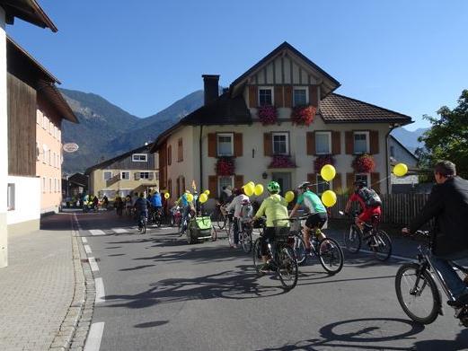 Fahrradparade