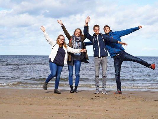 : Clarissa Schade berichtet über ihre Zeit in Lettland – zudem gibt es alle wichtigen Infos zum ESK-Freiwilligendienst.