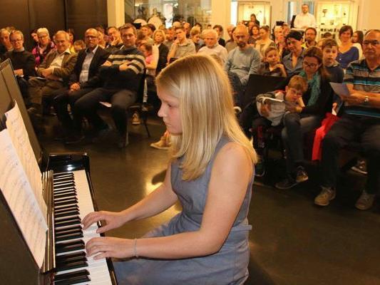 Konzert in der Museumswelt Frastanz