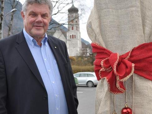 Bürgermeister Mandi Katzenmayer