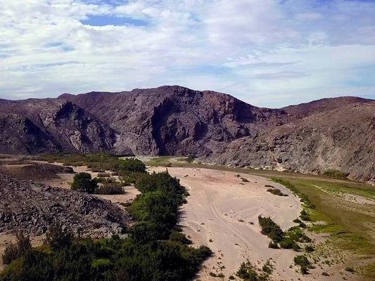 Multimedia-Vortrag über Namibia in der Remise