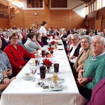 Großes Weihnachtsfest des PVÖ im Vorderwald