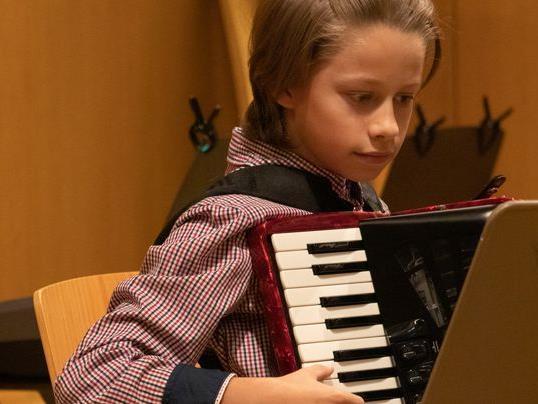 Bludenzer Musikschülerinnen und –schüler teilen ihre Leidenschaft für das Musizieren