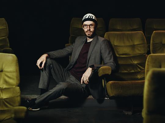 Jazzpianisten David Helbock