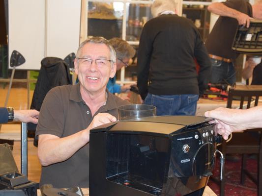 Beim Bludenzer Repair Café werden ab 26. Juni wieder einmal im Monat defekt Haushaltsgeräte repariert.