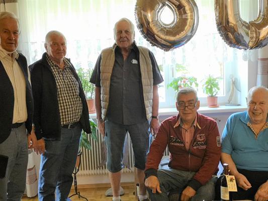 Herbert Sperl feierte seinen 80. Geburtstag!