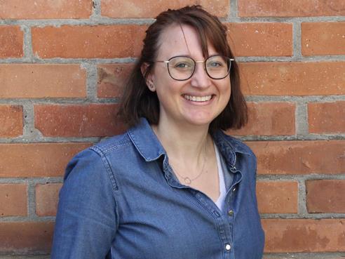 Magdalena Wolf, Pädagogische Leiterin bei SOS-Kinderdorf