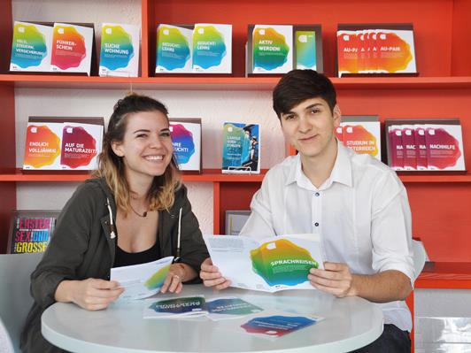 Das aha hat in den Sommerferien von 10 bis 15 Uhr für Jugendliche und ihre Anliegen geöffnet.