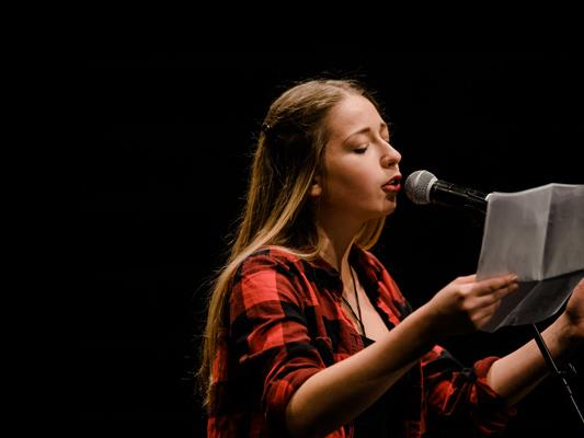 Poetry Slam Impressions