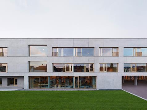 Die neue Schule Schendlingen in Bregenz