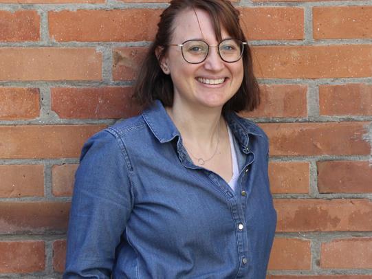 Magdalena Wolf, Pädagogische Leiterin, SOS-Kinderdorf