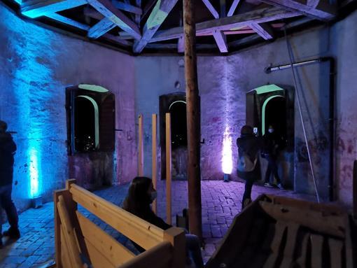 Thomas Dür begeistere die Besucher des Bludenzer Sehnsuchtsort.