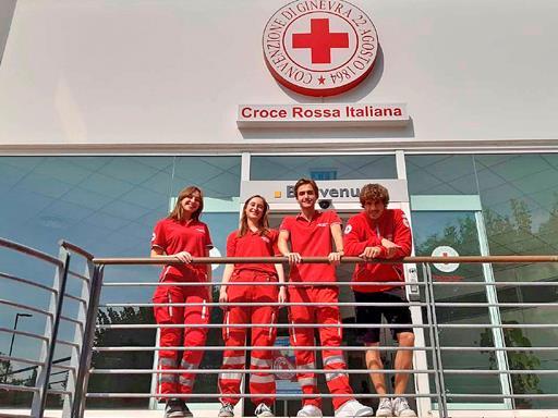Beim ESK-Freiwilligendienst arbeiten Jugendliche in verschiedenen Projekten im Sozial-, Kultur- oder Umweltbereich in Europa mit.