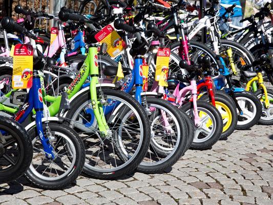 Fahrradbörse Bludenz am Samstag, 27. März 2021