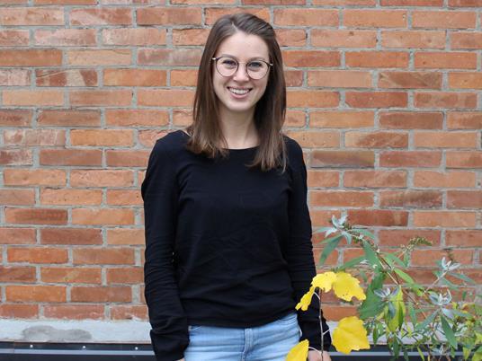 Christina Kern, Mitarbeiterin im SOS-Kinderdorf Altmünster.