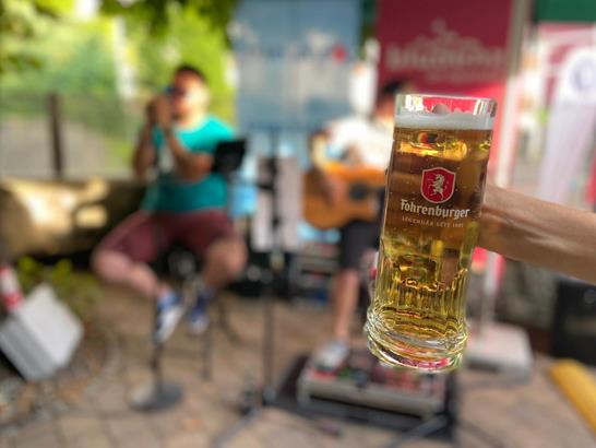 Beats and Beer