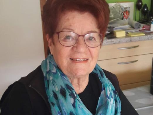 Gratulation für Annelies Dalpez zum 80-iger!