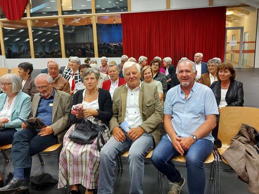 Die SeniorInnnen zu Besuch bei der eindrucksvollen Lech Classic am 07.08.2021
