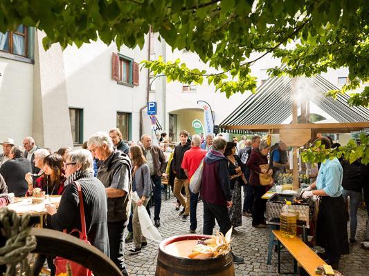 Erntedankmarkt