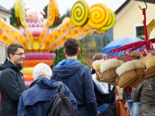 Auf das traditionelle Markttreiben am 2. und 3. Oktober muss in Bludenz heuer verzichtet werden.