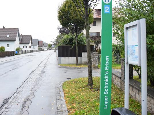 Die Generalsanierung der Klarenbrunnstraße sorgt für Änderungen im Stadtbusfahrplan.