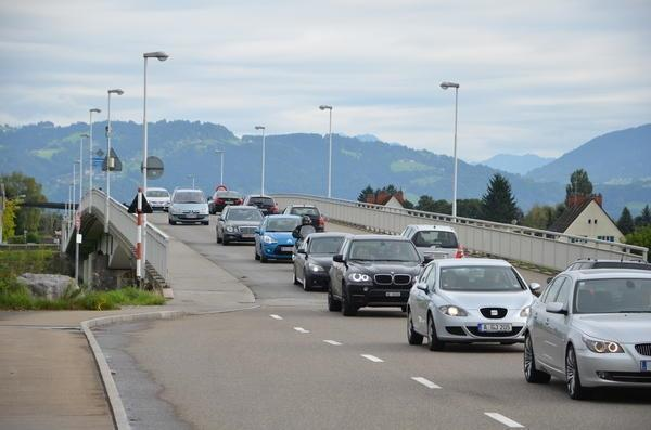 Lebensdauer Rheinbrücke Au – Lustenau