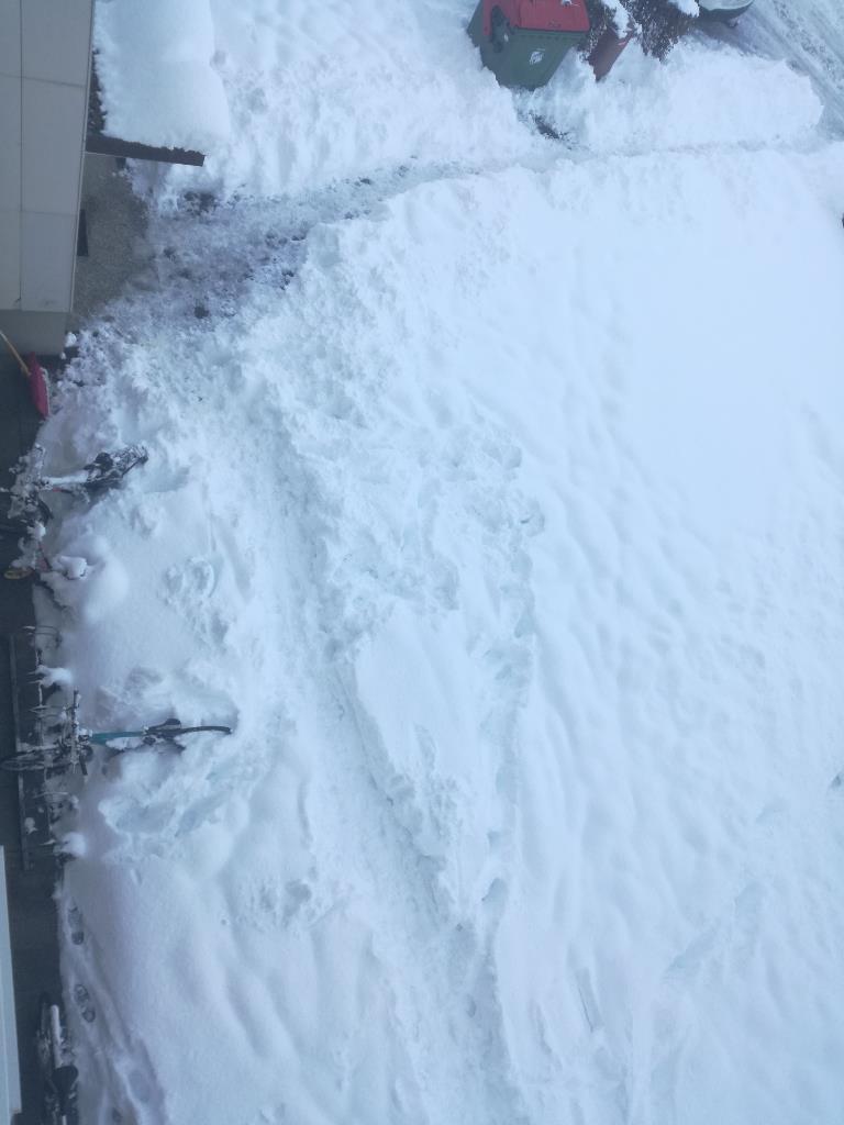 schneeräumung Bremenmahd