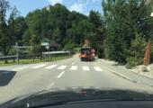 Straßensrbeiten