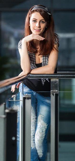 Jacqueline aus Dornbirn