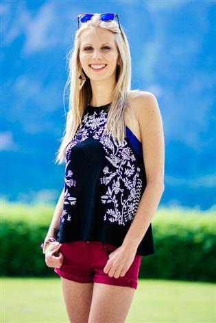 Stephanie aus Feldkirch